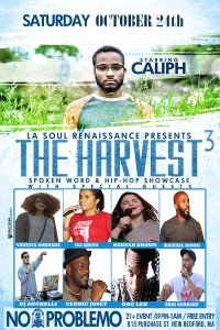 THE HARVEST POSTER4by6